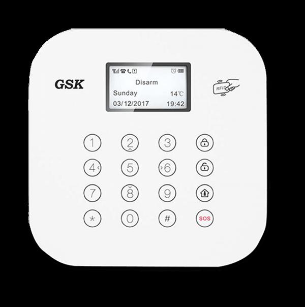 Bàn phím có dây GSK A7KP (3)