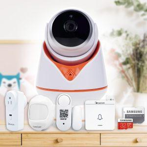 camera báo trộm carecam
